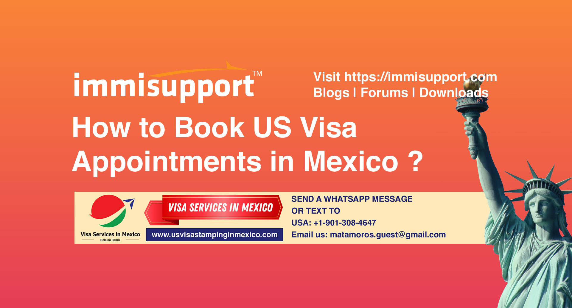 How to Book US Visa Appointments in Mexico ?