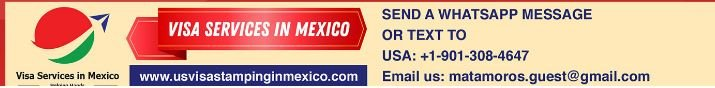 US Visa Renewal Stamping in Tijuana Mexico Process & Detailed Step by Step Process for F1, H1B, H4, L1A, L1B, L2, E3 visa holders Including US Visa Fee Payment Help in Mexico