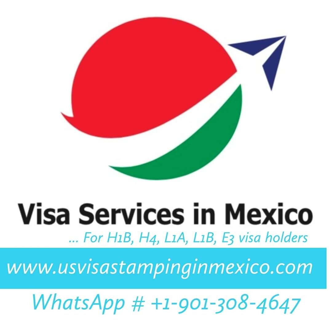 Successful US F1 F2 H1B H4 E3 E3D L1A L1B L2 O1 O3 Visa Stamping in Mexico 2020 2021 Latest Recent Updates Information Interview Questions - Matamoros-Nogales-Nuevo Laredo-Tijuana-Monterrey-Guadalajara-Cuidad-Juarez- Hermosillo-Merida